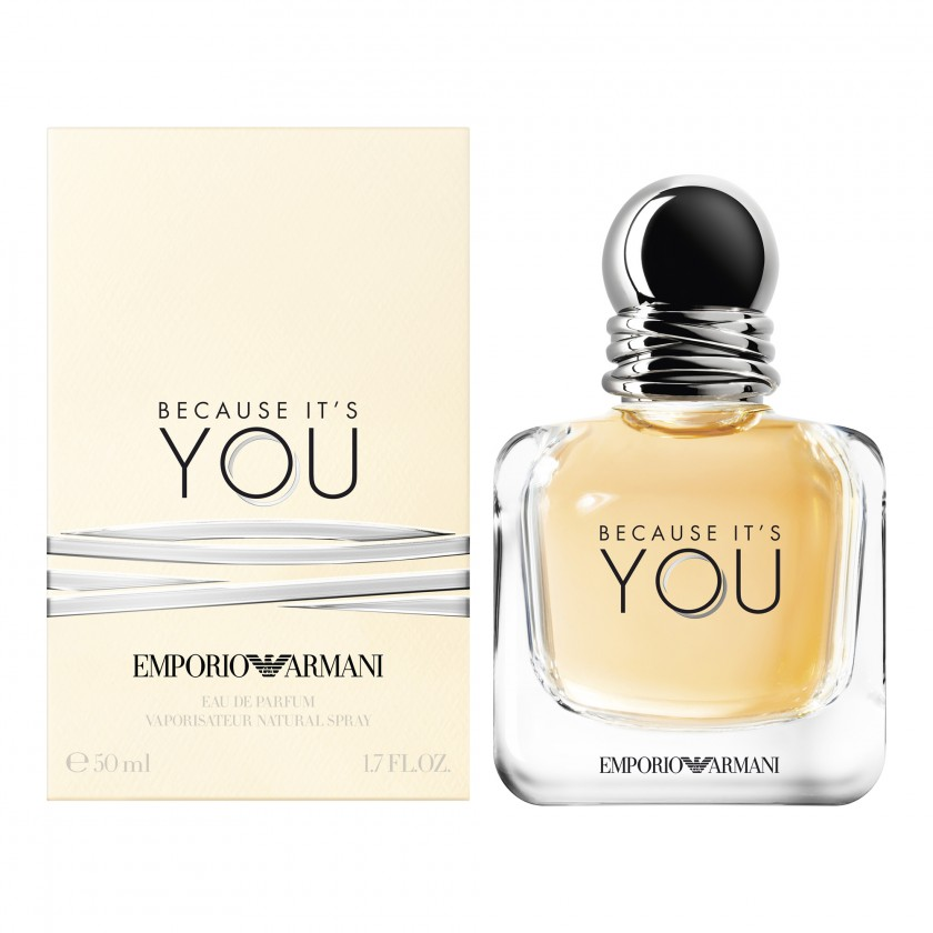 76304ea63f6 Because It's You EdP 50ml - Tualettvesi, parfüümvesi, parfüüm - Naiste  lõhnad - Lõhnad