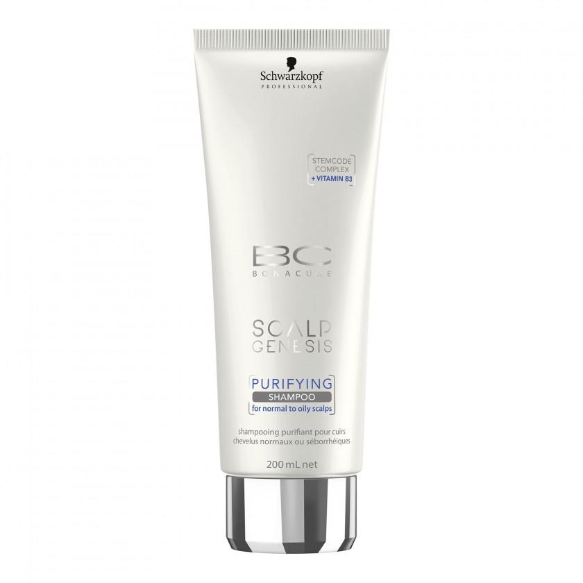 45fbfaf4e22 SCHWARZKOPF PROFESSIONAL BC Scalp Genesis Purifying sügavpuhastav šampoon  200ml