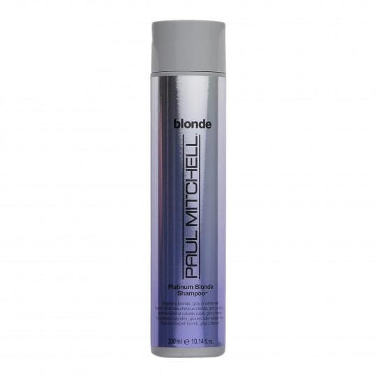 Platinum Blonde Shampoo külma tooni andev šampoon 300ml