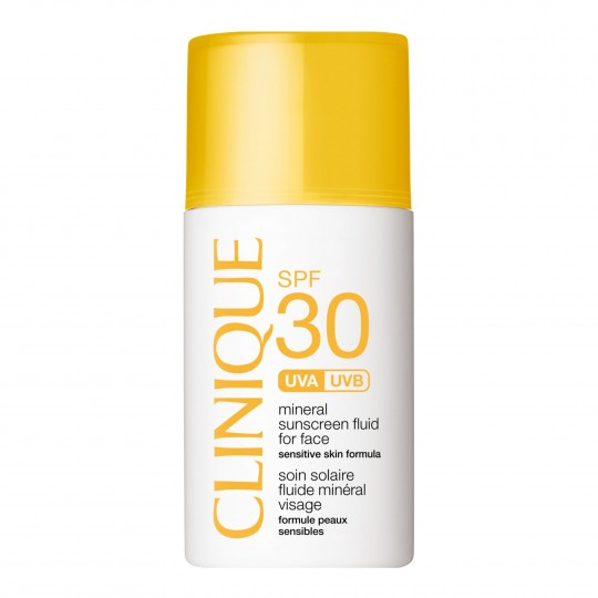 Mineral Sunscreen Fluid for Face SPF30 päikesekaitsekreem näole 30ml