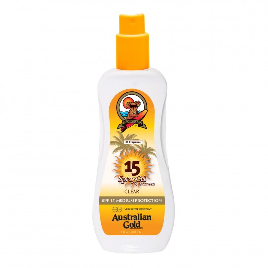 Spray Gel SPF15 päevitusgeel 237ml