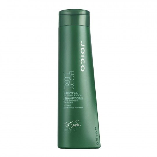 Body Luxe Shampoo kohevust andev šampoon 300ml