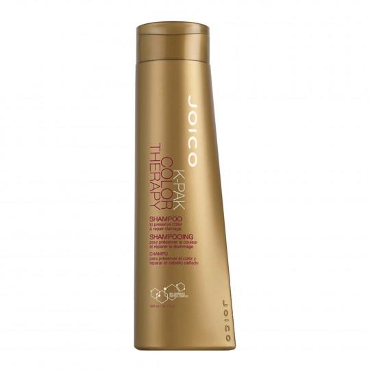 K-pak Color Therapy Shampoo taastav šampoon värvitud juustele 300ml