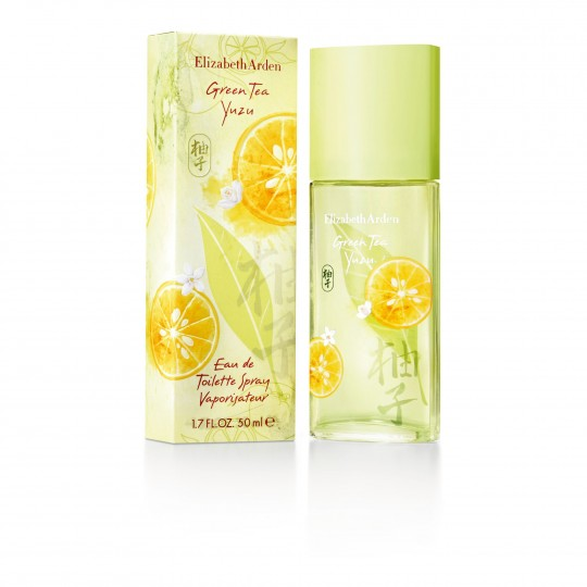 Green Tea Yuzu EdT 50ml