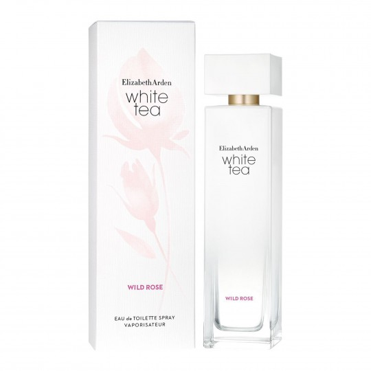 White Tea Wild Rose EdT 100ml