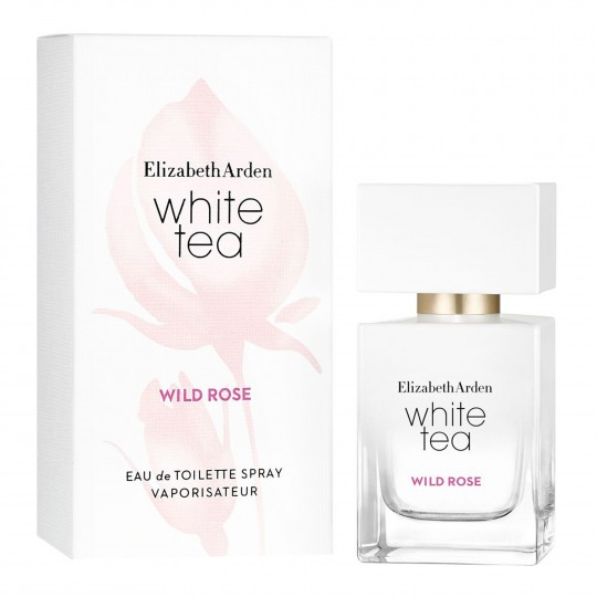 White Tea Wild Rose EdT 30ml