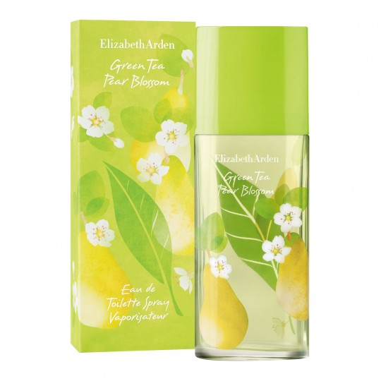 Green Tea Pear Blossom EdT 100ml