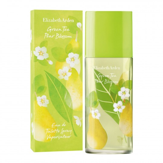 Green Tea Pear Blossom EdT 50ml