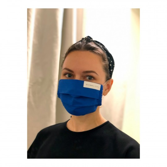 Disainer Lilli Jahilo näomask (sinine)