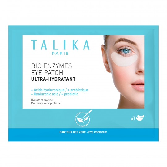 Ostes Talika tooteid 19 EUR eest, kingituseks niisutavad silmaplaastrid.*