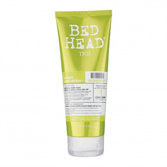 Bed Head Urban Anti+Dotes Re-Energize Conditioner läiget andev palsam 200ml