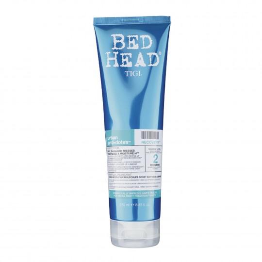 Bed Head Urban Anti+Dotes Recovery Shampoo niisutav ja pehmendav šampoon 250ml