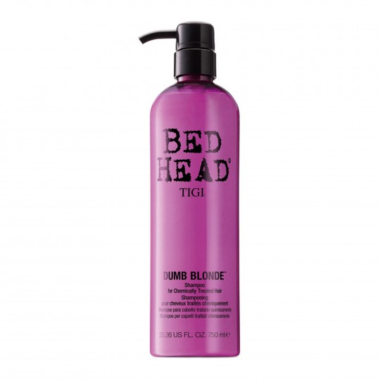Bed Head Colour Care Dumb Blonde Shampoo taastav šampoon 400ml