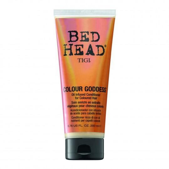 Bed Head Colour Care Colour Goddess Conditioner juuksevärvi kaitsev palsam 200ml