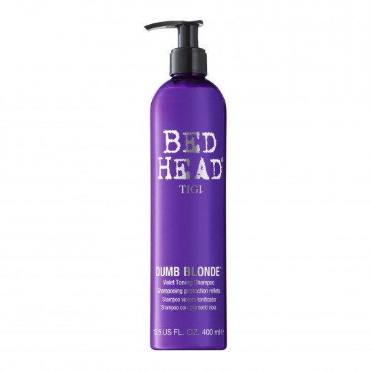 Bed Head Colour Care Purple Toning Shampoo tooniv šampoon 400ml