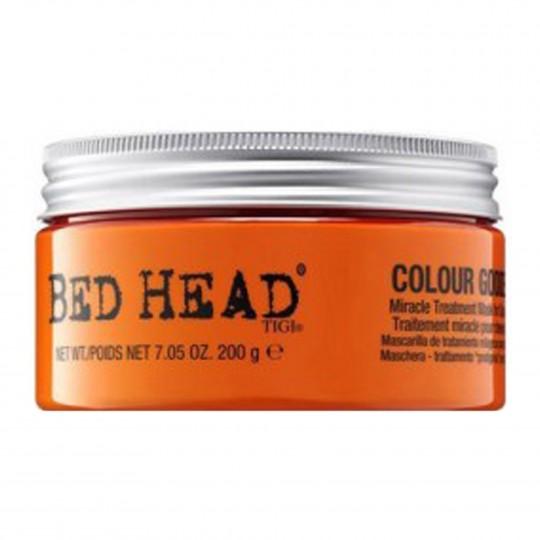 Bed Head Colour Care Miracle Treatment Mask juuksemask värvitud juustele 200g