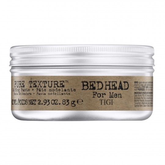 Bed Head For Men Pure Texture Molding Paste kreemjas juuksepasta 83g