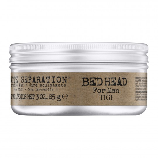 Bed Head For Men Matte Separation Wax matt juuksevaha 85ml
