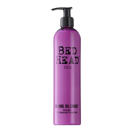 Bed Head Colour Care Dumb Blonde Shampoo taastav šampoon 400ml