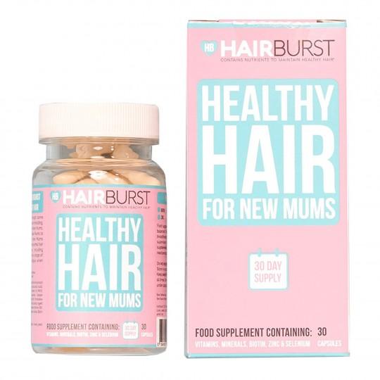Mums juuksekasvu vitamiinid emadele 30 kapslit
