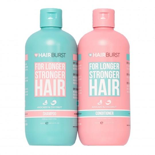 Juuksekasvu soodustav šampoon ja palsam 2x350ml