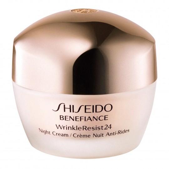 Benefiance Wrinkleresist 24 Night Cream vananemisvastane öökreem 50ml