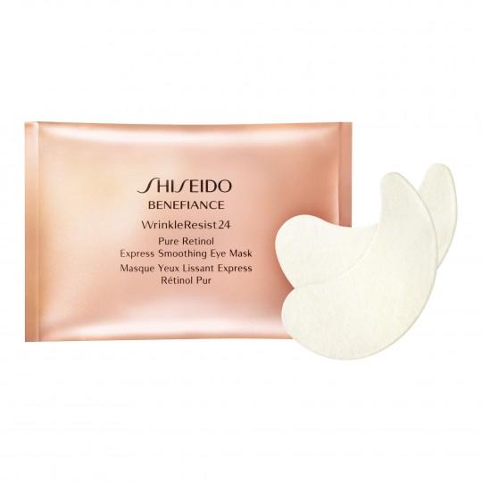 Benefiance Wrinkleresist 24 Pure Retinol Eye Mask retinooliga silmaümbrusmaskid 12tk