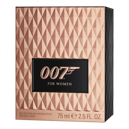 James Bond 007 for Women EdP 75ml