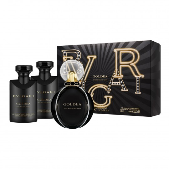 Goldea The Roman Night EdP kinkekomplekt