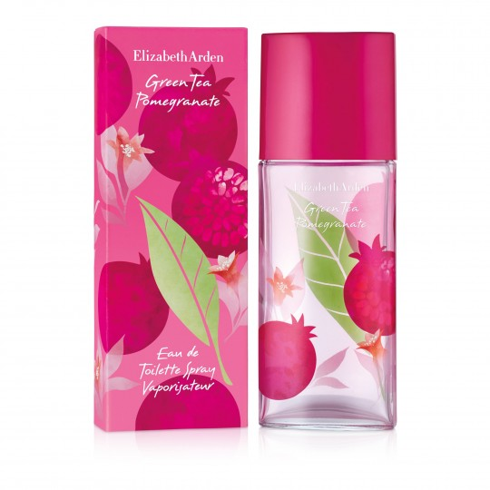 Green Tea Pomegranate EdT 100ml