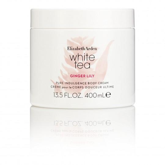 White Tea Ginger Lily kehakreem 400ml