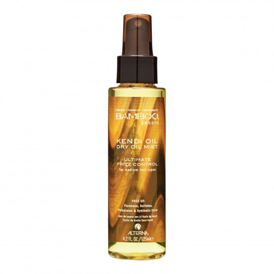 Bamboo Smooth Kendi Dry Oil Mist juukseõli 125ml
