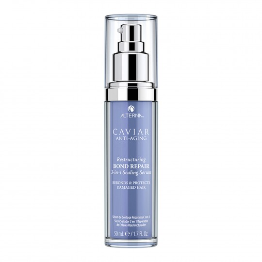 Caviar Restructuring Bond Repair 3-In-1 Sealing Serum juukseid taastav ja siluv seerum 50ml
