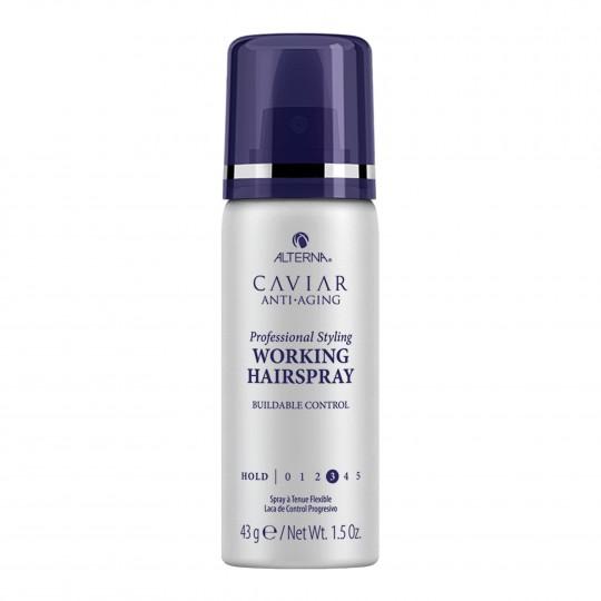 Caviar keskmist hoiakut andev juukselakk 43g