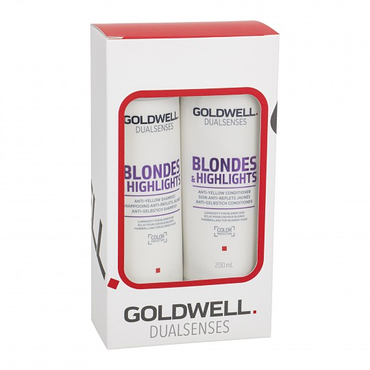 Dualsenses Blondes&Highlights kinkekomplekt