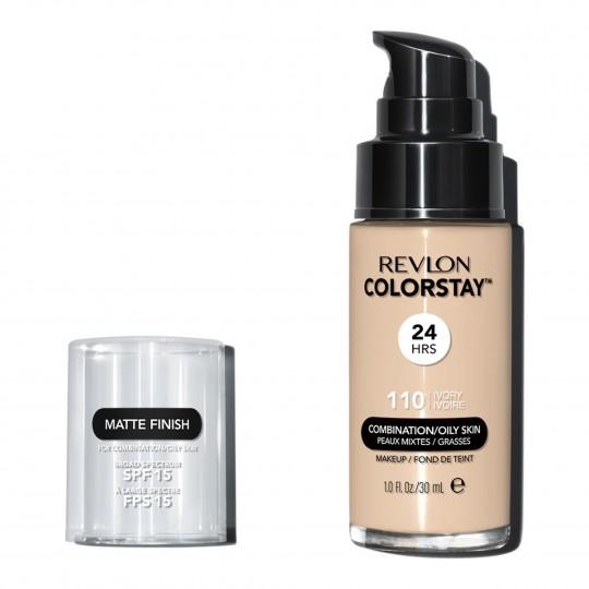 ColorStay™ Makeup jumestuskreem kombineeritud/rasune nahk 30ml