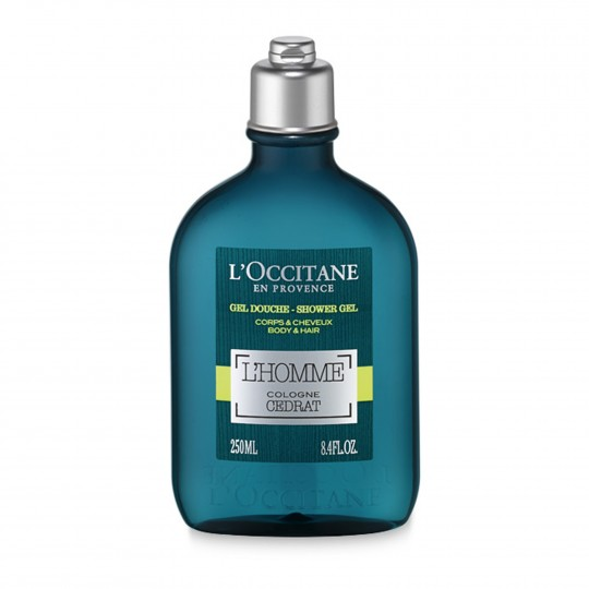 Cedrat Cologne 2in1 dušigeel ja šampoon 250ml