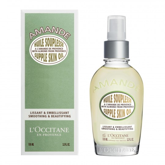 Almond Supple kehaõli 100ml