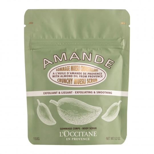 Almond müsli kehakoorija 150gr