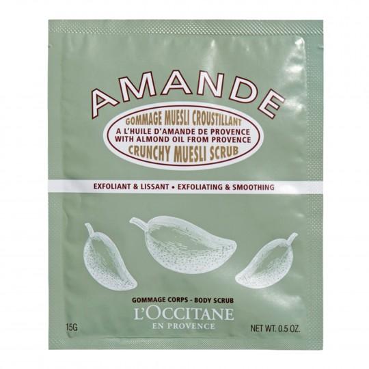 Almond müsli kehakoorija 15g