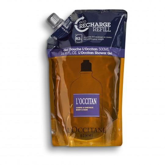 L'occitan dušigeel/šampoon täide 500ml