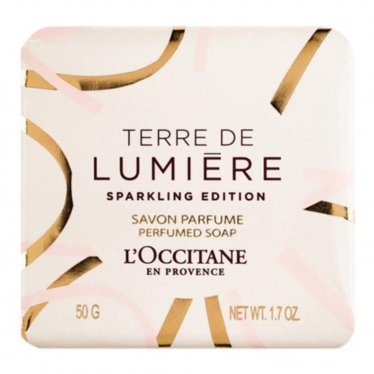 Terre de Lumiere parfüümseep 50gr