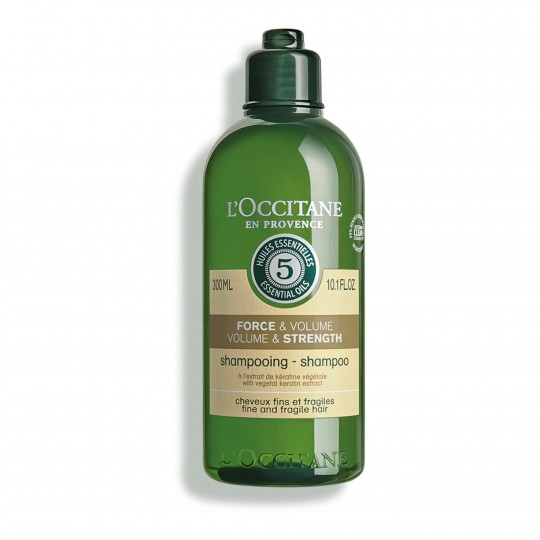Strenght&Volume šampoon 300ml