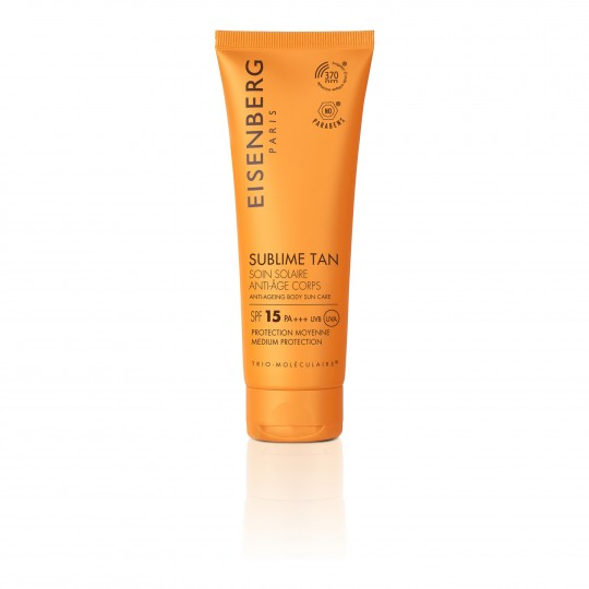 Anti- Ageing Body Sun Care SPF15 päevituskreem 100ml
