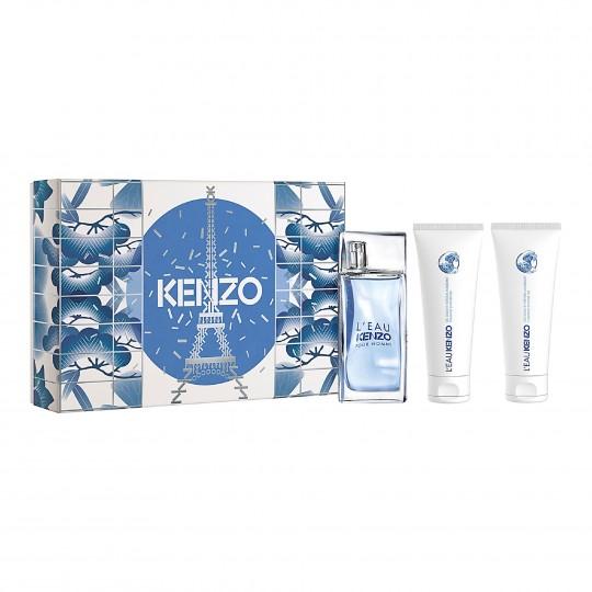 L'eau Kenzo pour Homme kinkekomplekt