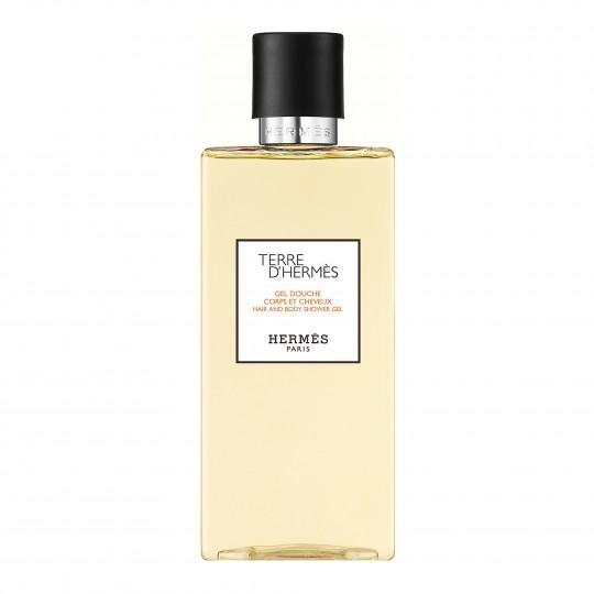 Terre d'Hermes dušigeel juustele ja kehale 200ml