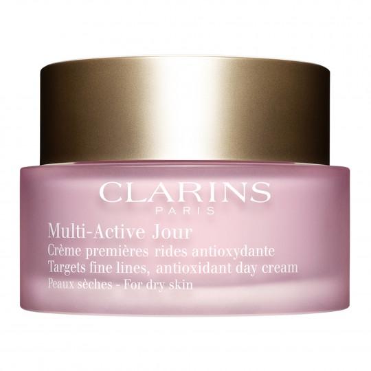 Multi-Active Day Cream kortse siluv päevakreem kuivale nahale 50ml