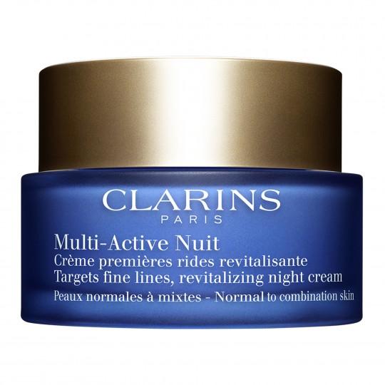 Multi-Active Night Cream kortse siluv öökreem normaalsele ja kombineeritud nahale 50ml