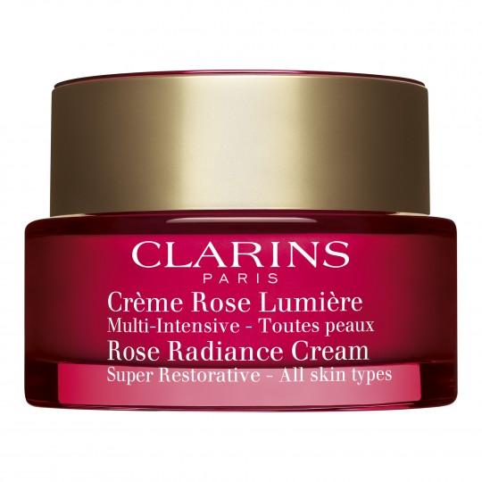 Super Restorative Rose Radiance sära andev ja nahka parandav näokreem 50ml