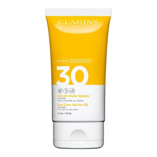 Päikesekaitsegeel-õli kehale SPF30 150ml